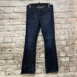 Citizens of Humanity Dita Petite Bootcut Jeans 26